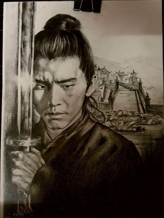 David Chiang (New One Armed Swordsman)